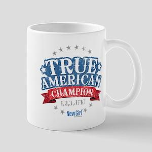 New Girl Champion Mug