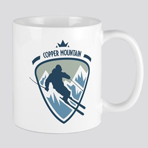 Copper Mountain Mug