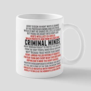Criminal Minds Team 11 oz Ceramic Mug