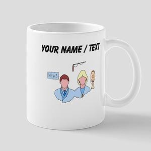 News Anchors (Custom) Mugs