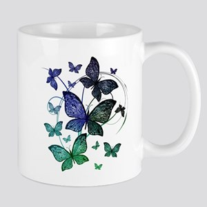 Butterflies Mugs