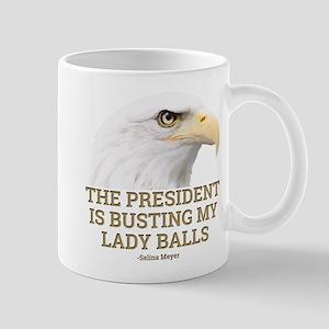 VEEP: Lady Balls Mug