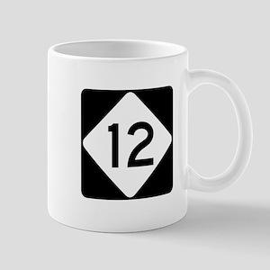 Highway 12, North Carolina Mug