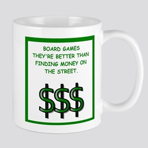 board games Mugs