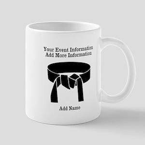 Karate Tournament 11 oz Ceramic Mug