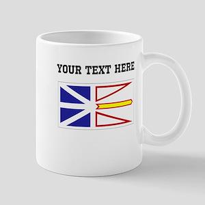 Custom Newfoundland Flag Mugs