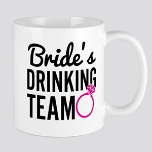 Bride's Drinking Team Mugs