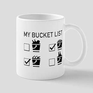 My Bucket List Mug