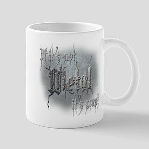 Metal 5 Mug