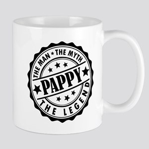 Pappy - The Man The Myth The Legend Mugs