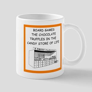 board game joke Mugs