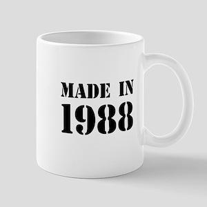 Made in 1988 Mugs