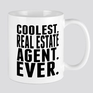 Coolest. Real Estate Agent. Ever. Mugs