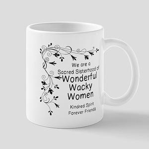 WONDERFUL, WACKY, WOMEN Mugs