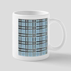 8th Pattern; New Plaid Pattern Mugs