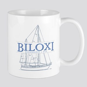 Biloxi Mississippi Mugs
