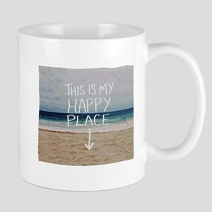 This Is My Happy Place Mugs