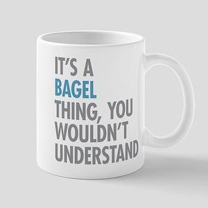 Bagel Thing Mugs