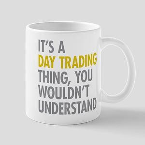 Day Trading Thing Mugs