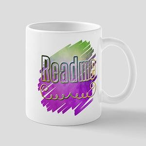 Readme Mugs