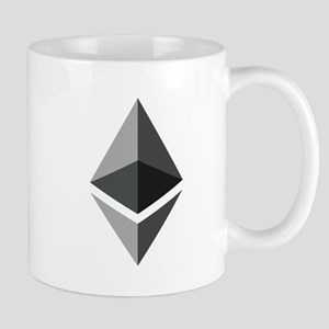 HD Ethereum Official Logo Ethereum Coin Mugs