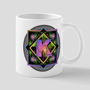 Bold Beautiful K Mugs