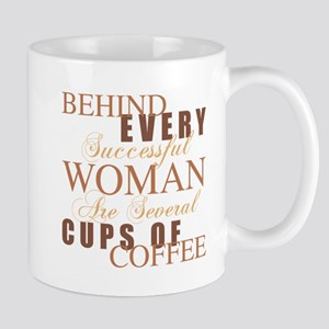 Woman Coffee Humor Mugs