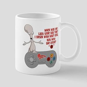 American Dad Roger Personas Mug