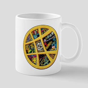 Doctor Strange Sanctum Window Collage Mug