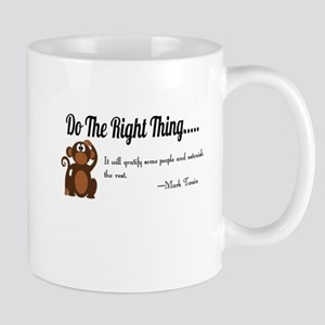 Do The Right Thing Mugs