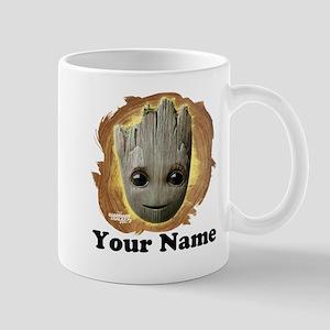 GOTG Groot Personalized Mug