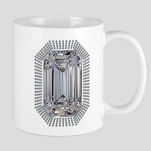 Diamond Pin Mugs