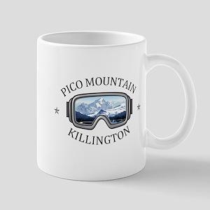 Pico Mountain - Killington - Vermont Mugs