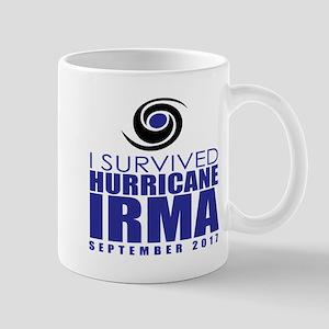 I Survived Hurricane Irma Mugs