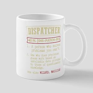 Dispatcher Funny Dictionary Term Mugs