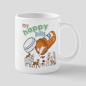 Goats | My Happy Pills GetYerGoat Original Mugs