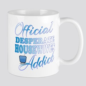 Official Desperate Housewives Addict Mugs