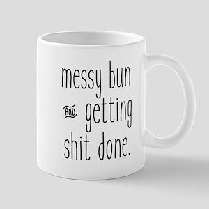 Messy Bun Mugs