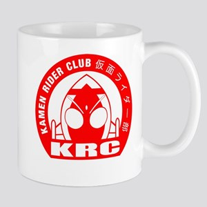 Kamen Rider Club Logo Red Mugs