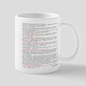 Hackers Manifesto Shirt Mugs