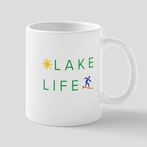 Inspiration quote - lake life Mugs