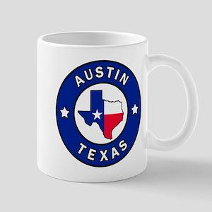 Austin Texas Mugs