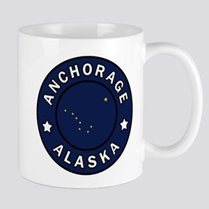 Anchorage Alaska Mugs