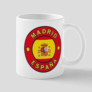 Madrid España Mugs