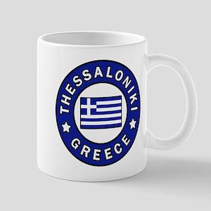 Thessaloniki Greece Mugs