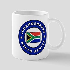 Johannesburg South Africa Mugs