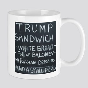 Trump Sandwich Mugs