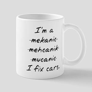 I Fix Cars Mugs