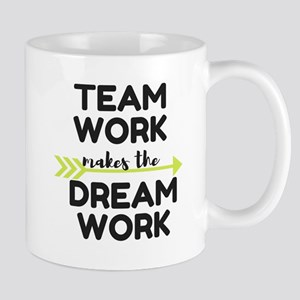 Team Work 2 Mugs
