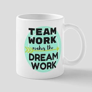 Team Work 1 Mugs